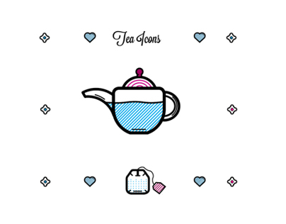* Tea Icons *