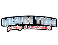 Leisure Time Gaming & Amusements Logo/Stationary/Web