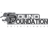 Sound Foundation Entertainment logo creation
