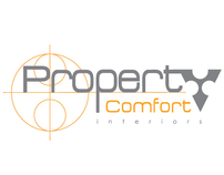 Property Comfort identity and web site creation