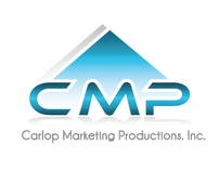 Carlop Marketing Productions, Inc logo + website
