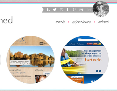 Portfolio Site Refresh