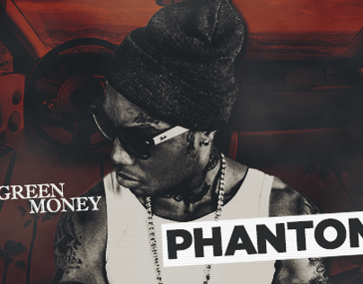 PHANTOM - GREEN MONEY (PERSONAL ARTWORK)