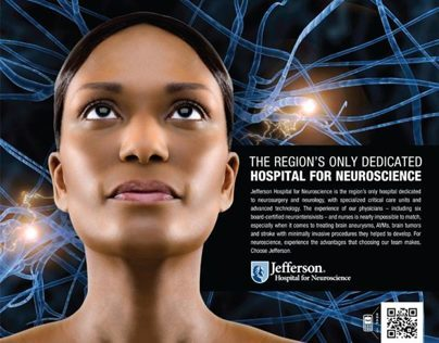 Jefferson Hospital for Neuroscience Ad