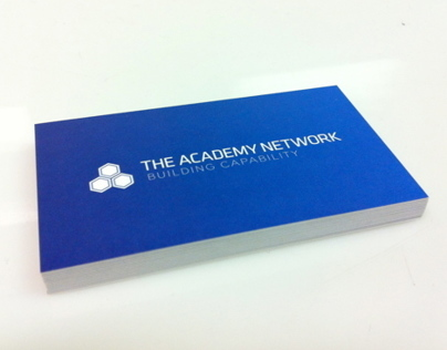 The Academy Network Stationary