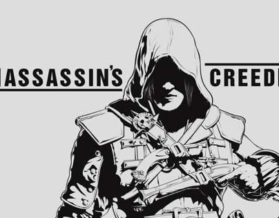 Assassins Creed Fan Art