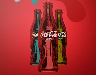 Coca-Cola - Pop Art