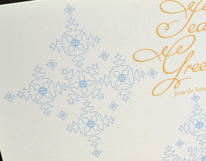 Holiday Giving Card