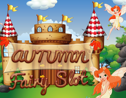 Free Autumn Fairy Slot Machines for iPhone & iPad