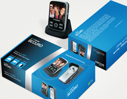 Packaging for Securo