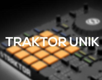 Native Instruments Traktor Unik