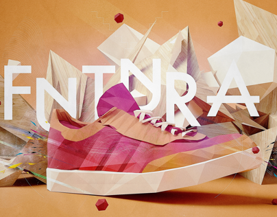 Futura Shoes project. Stay tuned.