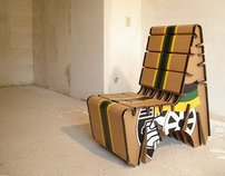 ANC Cardboard Chair