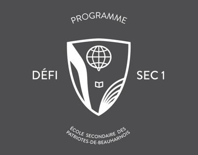 DÉFI / Branding