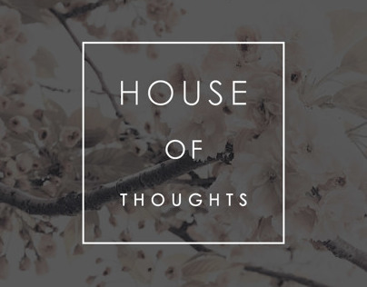 House of Thoughts - Branding