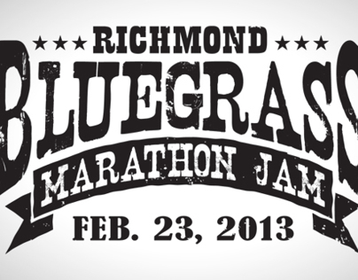 RICHMOND BLUEGRASS MARATHON JAM 2014