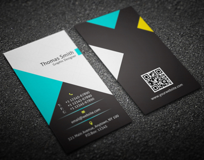 Creative Personal Business Card
