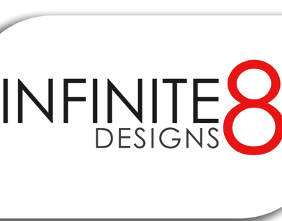 Business cards - Infinite 8 Designs