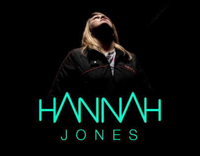Graphic Identity for Hannah Jones Music