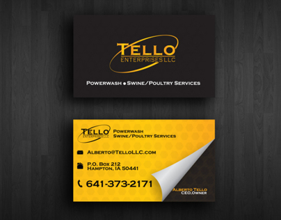 Tello Enterprises BC
