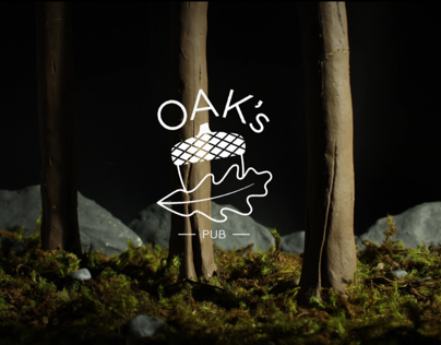 Oak's Pub - Stop motion