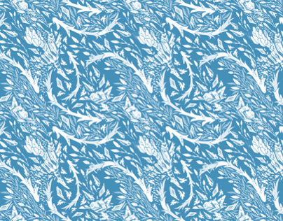 Wallpaper pattern design 18 Edouard Artus ©2013