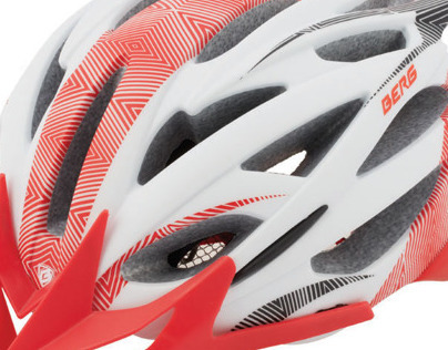 Graphics for Berg Cycles Helmet Range 2014