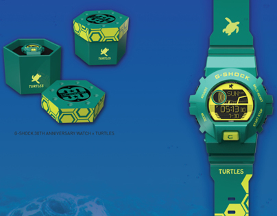 G-SHOCK 30TH ANNIVERSARY WATCH
