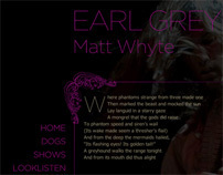 Earl Greyhound website