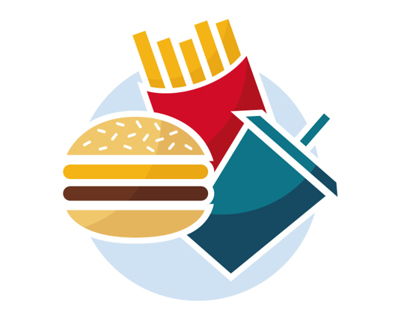 Fast Food (On Sale Logo)