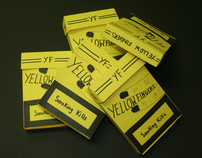 Yellow Fingers Zine