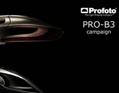 Profoto B3 Campaign Launched in Europe