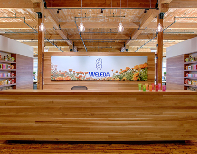 Weleda  |  North American Headquarters