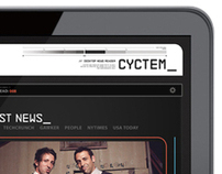 CYCTEM_ iPad App and Desktop App