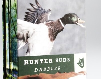 Hunter Suds: Soap Packaging