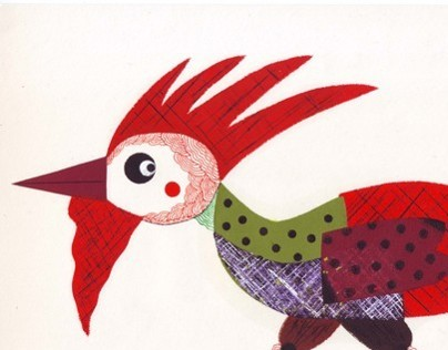 Character 4-Bird 3