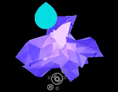 Puro water branding (concept)