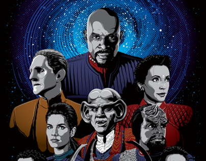 Star Trek: Deep Space Nine 20th Anniversary