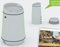 Eco designed  Water Tank