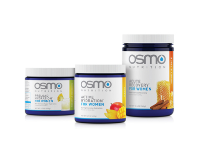 Osmo Womens Packaging