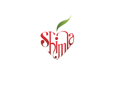 logo for the city Shimla in Himachal, India