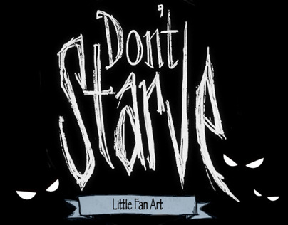 Dont Starve Little Fan Art