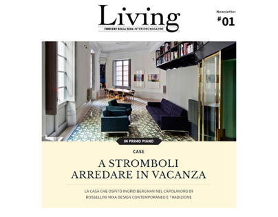 Living.corriere.it - Newsletter
