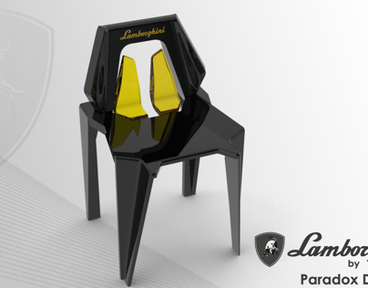 Lamborghini Chair