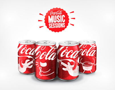 Coca Cola -Music Sessions