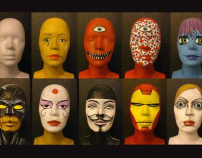 Kabuki, Ironman, V for Vendetta