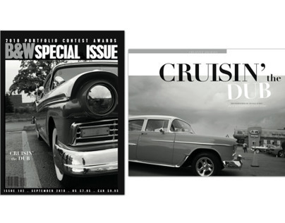 Magazine Design - Photo Essay