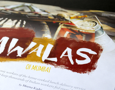 Good Magazine - Dabbawalas