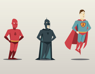 How to be a Superhero: An Illustrated Guide