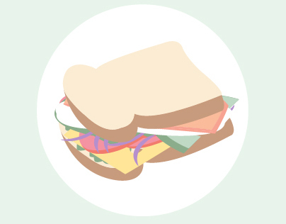 Sandwich: A Visual Recipe